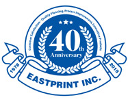Eastprint Inc. 40th Anniversary